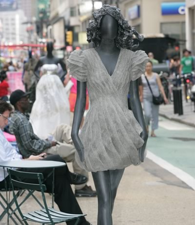 Sidewalk Catwalk Exhibition